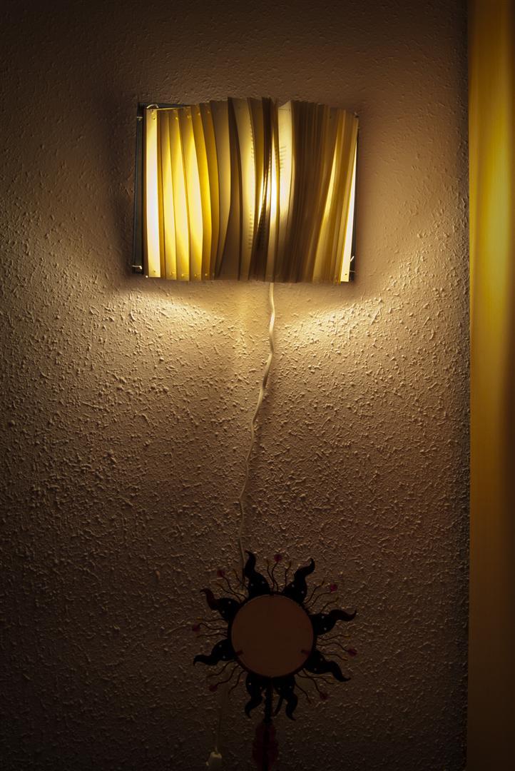 L mpara libro book lamp - Lamparas para leer en la cama ...