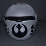 Casco personalizado. Custom Helmet