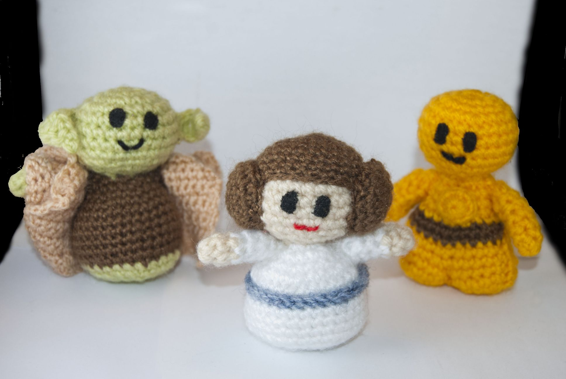 Amigurumi Sewing Machine Pattern : Amigurumi Star Wars