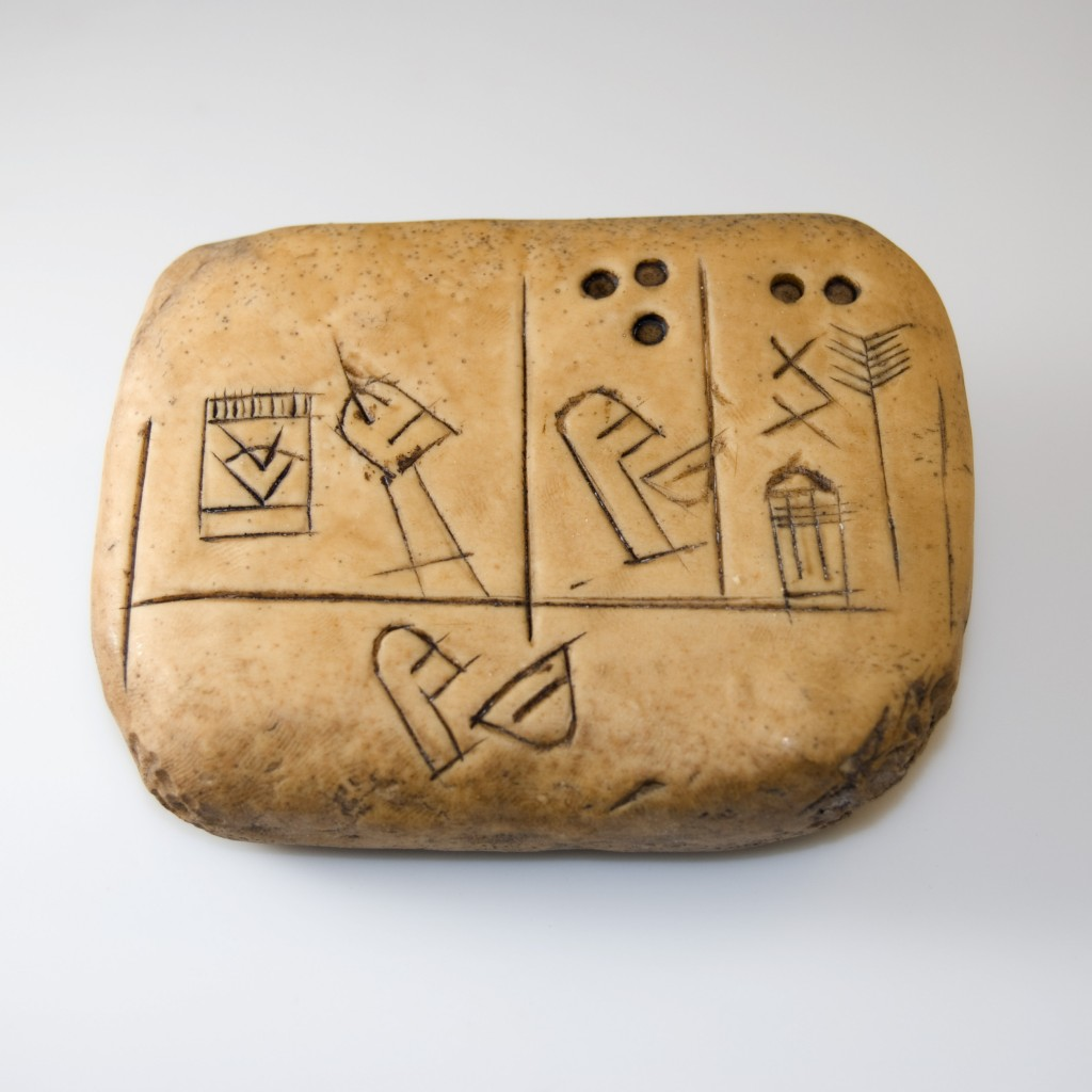 tablilla sumeria b