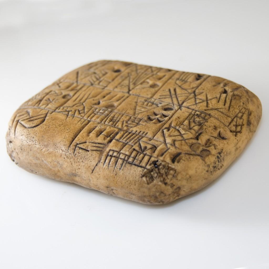 tablilla sumeria c