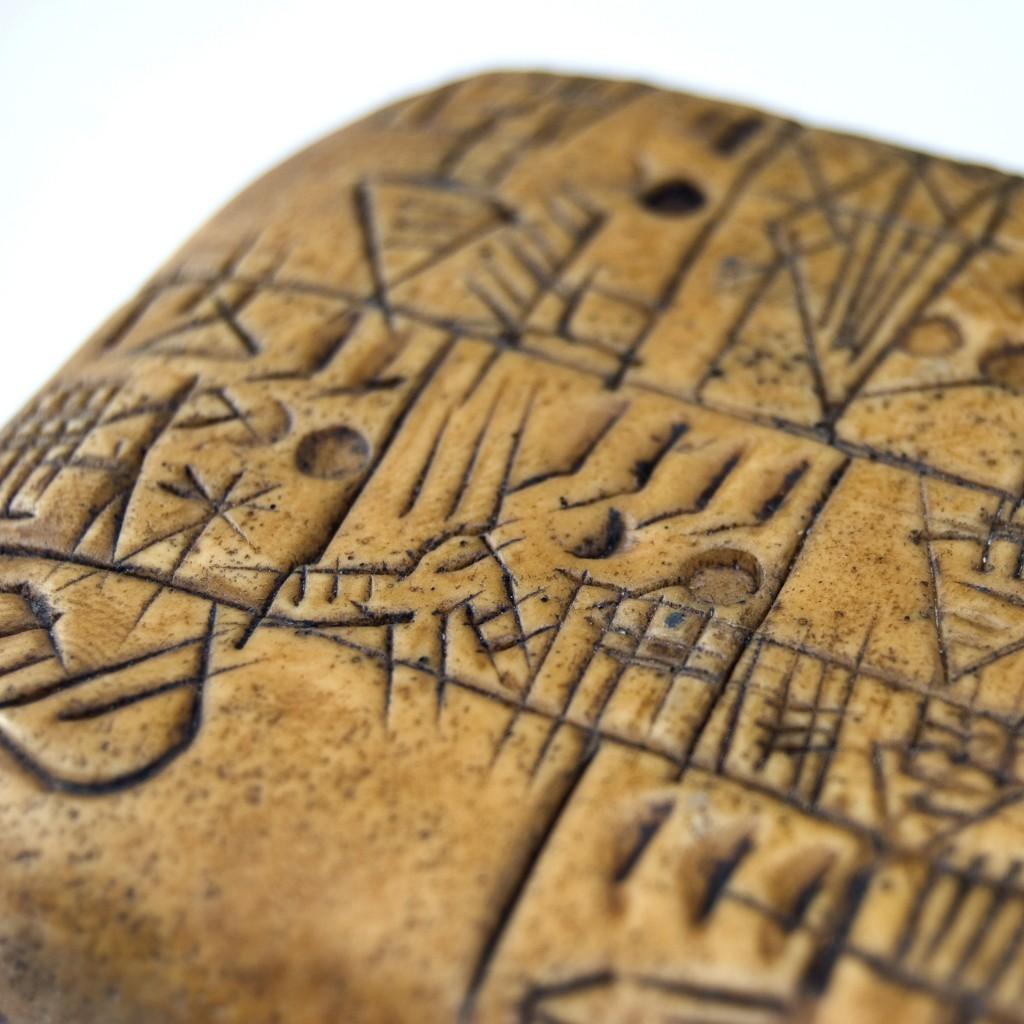 tablilla sumeria d