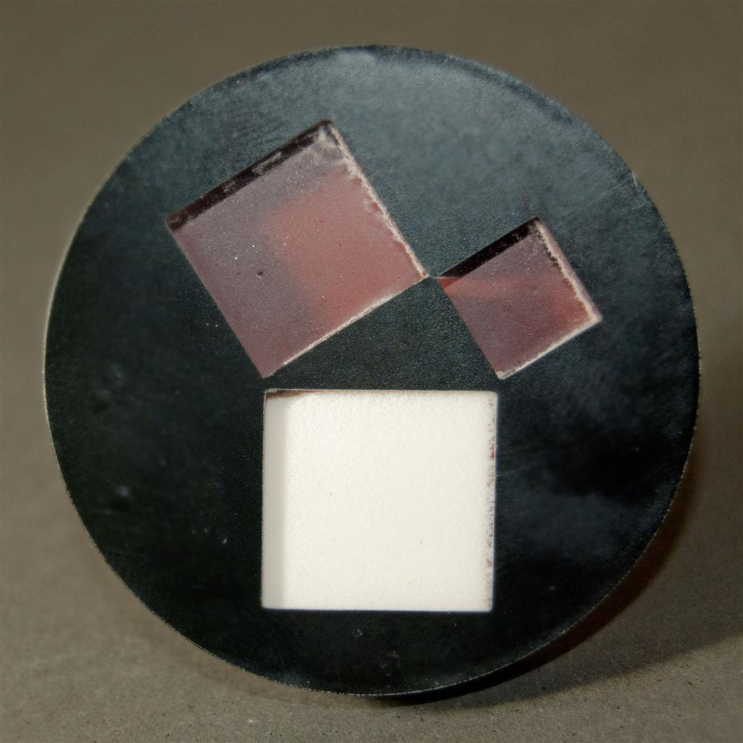 Magnet proof of the theorem of Pythagoras.