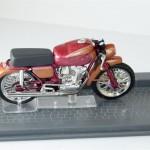 Modificación modelo comercial ducatti 250 deluxe artesanal