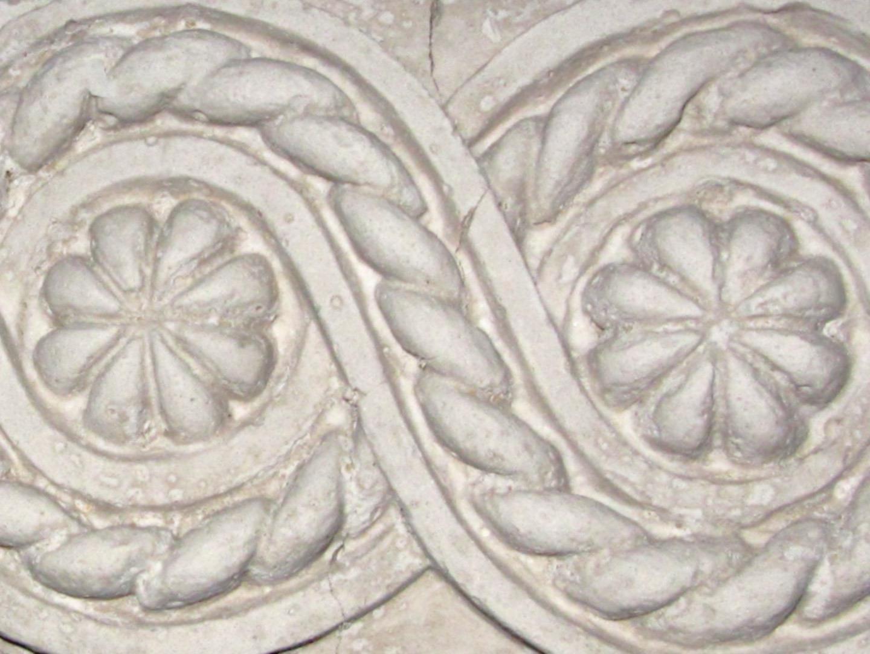 Restauración yesería, plaster restoration