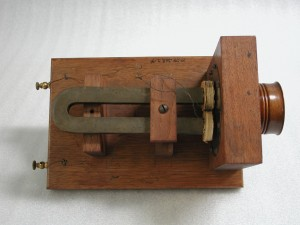 Bell's Large box telephon