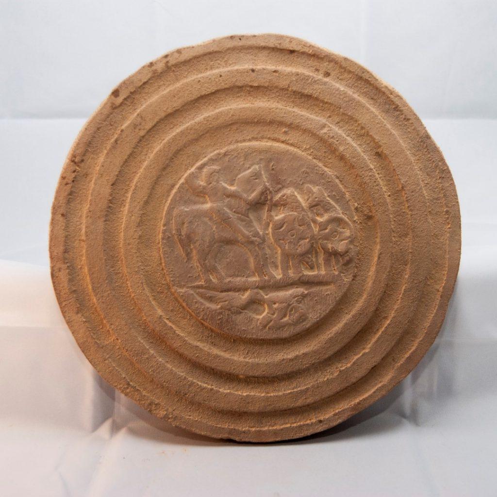Estela de Zurita (anverso)